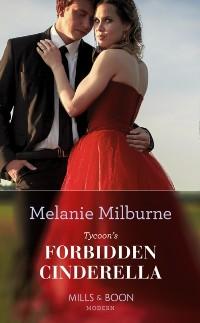 Cover Tycoon's Forbidden Cinderella (Mills & Boon Modern)