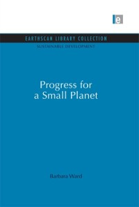 Cover Progress for a Small Planet