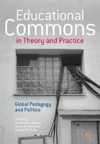 Cover Educational Commons in Theory and Practice