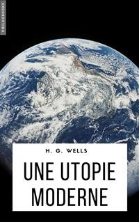 Cover Une utopie moderne