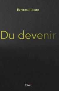 Cover Du devenir