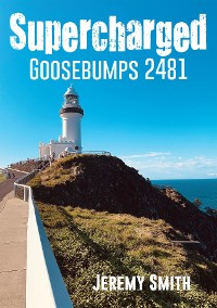 Cover Supercharged Goosebumps 2481