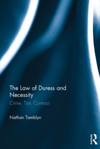 Cover Law of Duress and Necessity