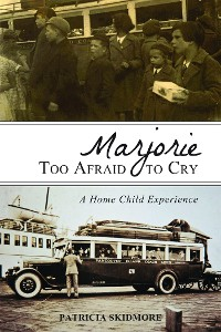 Cover Marjorie Too Afraid to Cry