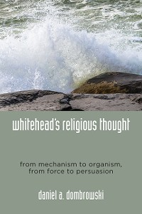 Cover Whitehead's Religious Thought