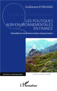 Cover Les politiques agri-environnementales en France