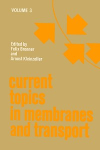 Cover Current Topics in Membranes and Transport