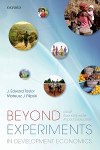 Cover Beyond Experiments in Development Economics