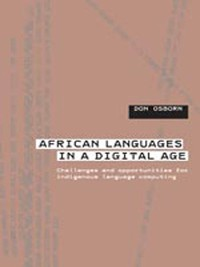 Cover African Languages in a Digital Age