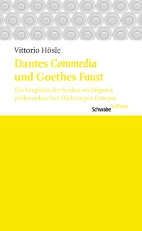 """Cover Dantes """"Commedia"""" und Goethes """"Faust"""""""