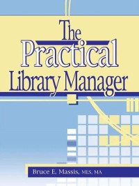 Cover Practical Library Manager