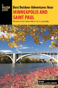 Cover Best Outdoor Adventures Near Minneapolis and Saint Paul