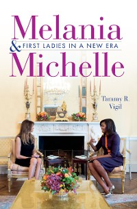 Cover Melania and Michelle