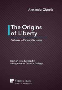 Cover The Origins of Liberty