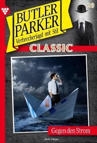 Cover Butler Parker Classic 20 – Kriminalroman
