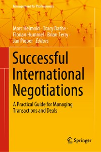 Cover Successful International Negotiations