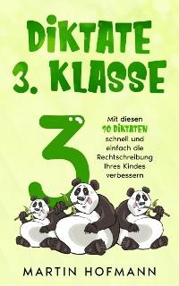 Cover Diktate 3. Klasse