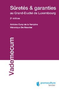 Cover Sûretés et garanties au Grand-Duché de Luxembourg