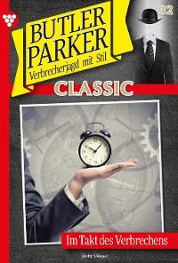 Cover Butler Parker Classic 32 – Kriminalroman
