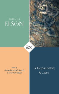 Cover A Responsibility to Awe