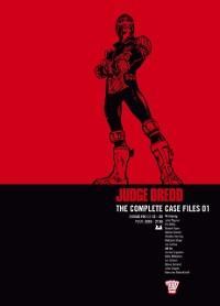 Cover Judge Dredd