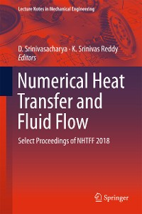 Cover Numerical Heat Transfer and Fluid Flow