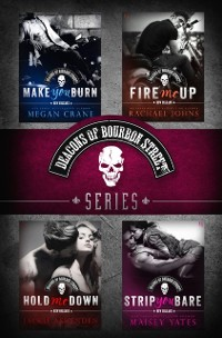 Cover Deacons of Bourbon Street Series 4-Book Bundle