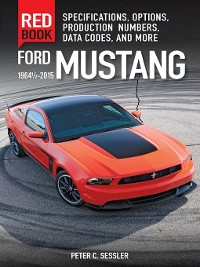 Cover Ford Mustang Red Book
