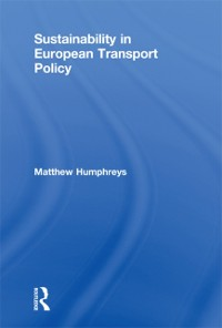 Cover Sustainability in European Transport Policy