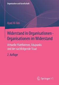 Cover Widerstand in Organisationen • Organisationen im Widerstand