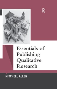Cover Essentials of Publishing Qualitative Research