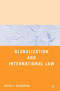Cover Globalization and International Law