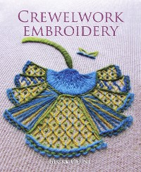 Cover Crewelwork Embroidery