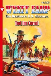 Cover Wyatt Earp 253 – Western