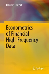Cover Econometrics of Financial High-Frequency Data