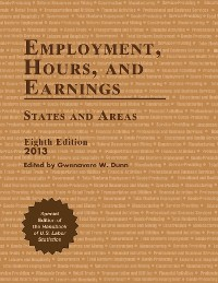 Cover Employment, Hours, and Earnings 2013