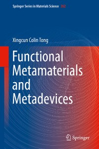 Cover Functional Metamaterials and Metadevices