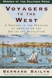 Cover Voyagers to the West