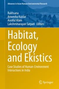 Cover Habitat, Ecology and Ekistics