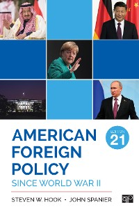 Cover American Foreign Policy Since World War II