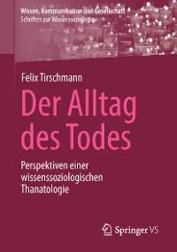 Cover Der Alltag des Todes