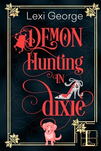 Cover Demon Hunting in Dixie