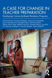 Cover Case for Change in Teacher Preparation