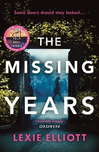 Cover The Missing Years