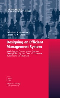 Cover Designing an Efficient Management System