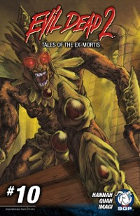 Cover Evil Dead 2: Tales of the Ex-Mortis Chapter 10