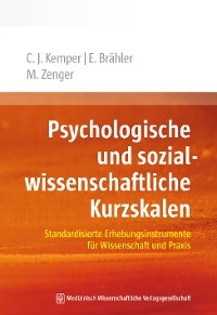 Cover Psychologische und sozialwissenschaftliche Kurzskalen