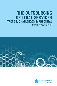 Cover The outsourcing of legal services