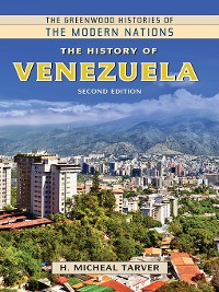 Cover The History of Venezuela