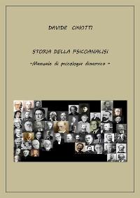Cover Storia della psicoanalisi